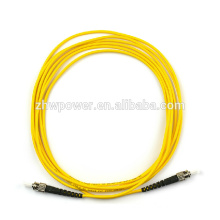 ST SM SX fiber optic pigtail ,fiber optic pigtail with 0.9mm 2.0mm 3.0mm optional